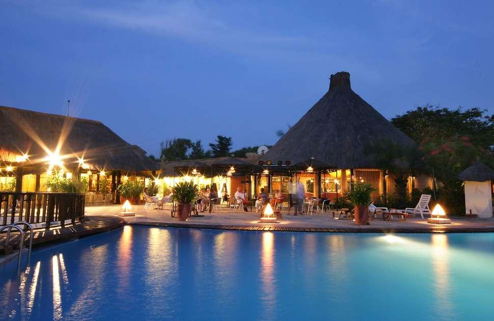 Kombo Beach Hotel, 8 dagen