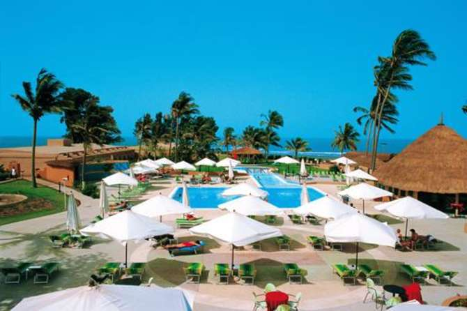 Sun Beach Bakau