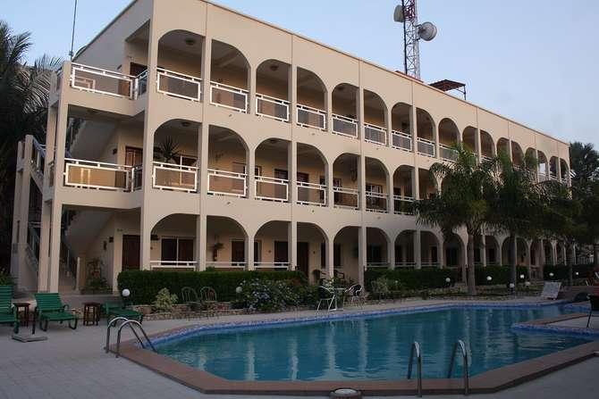 Seaview Garden Hotel Kololi