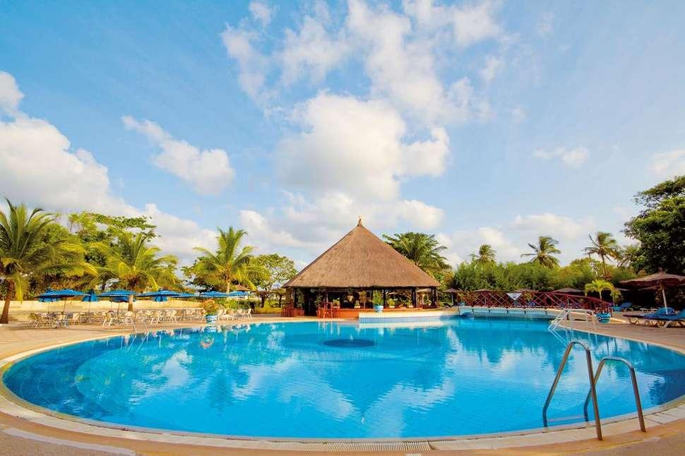 Kairaba Beach Hotel, 8 dagen