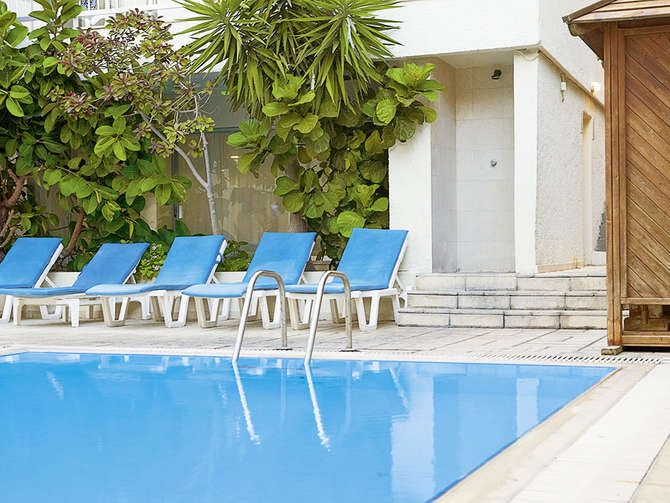 Esperia Hotel Rhodos-Stad