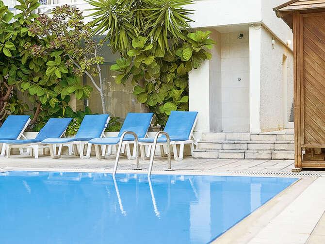 Esperia City Hotel Rhodos-Stad