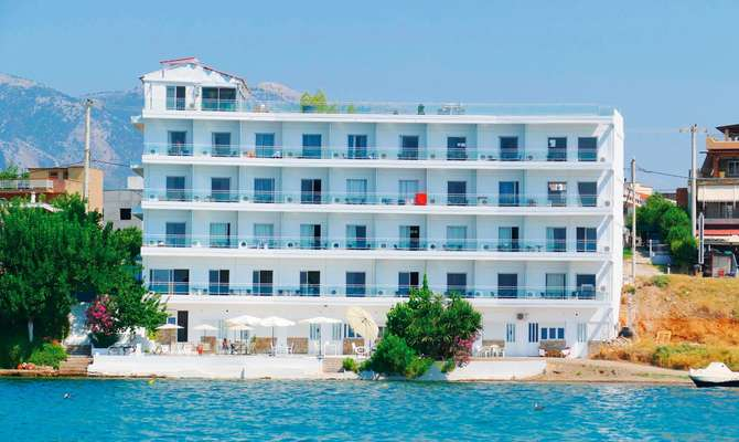Porto Evia Boutique Hotel Amarynthos