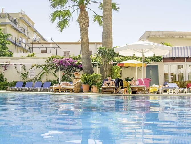 Best Western Hotel Plaza Rhodos-Stad