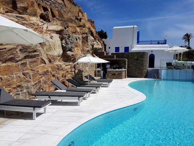 Mykonos Beach Hotel Mykonos-Stad