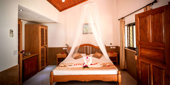 Guesthouse Beach Villa Grand Anse