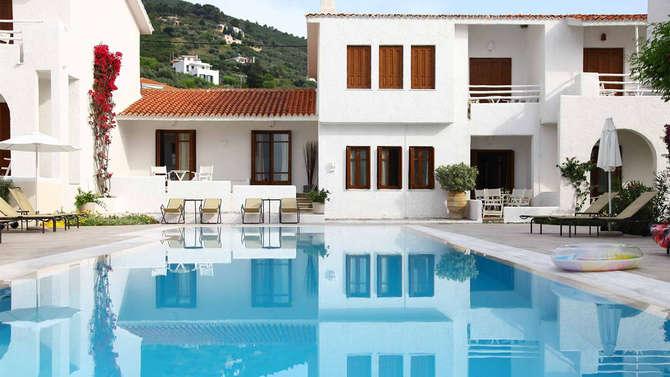 Skopelos Village Hotel Skopelos-stad