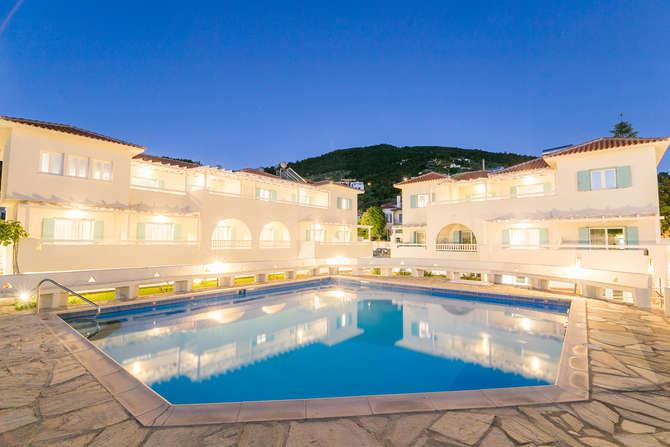 Sunrise Village Hotel Skopelos-stad