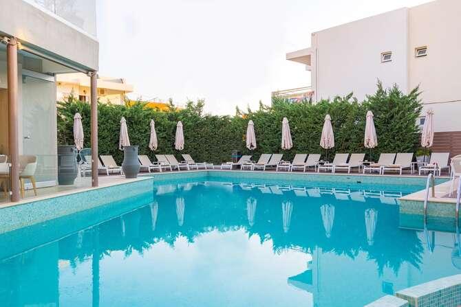 Nefeli Hotel Rethymnon