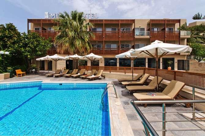 Minos Hotel Rethymnon