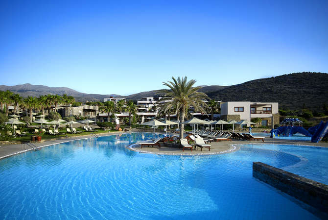 Ikaros Beach Luxury Resort & Spa Malia