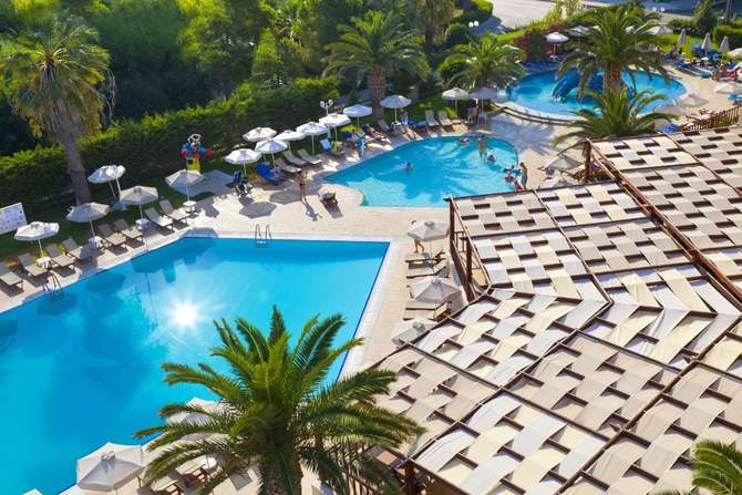 Sun Beach Resort Complex Trianda (Ialyssos)