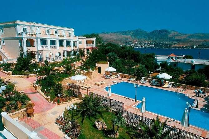 Crithonis Paradise Hotel Alinda