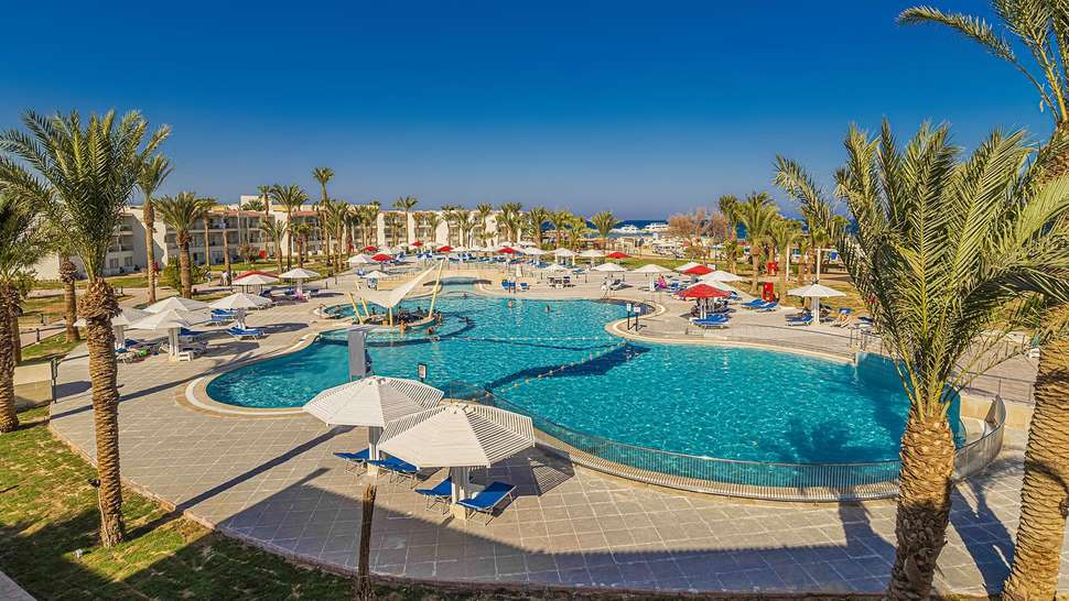 Amarina Abu Soma Resort, 6 dagen