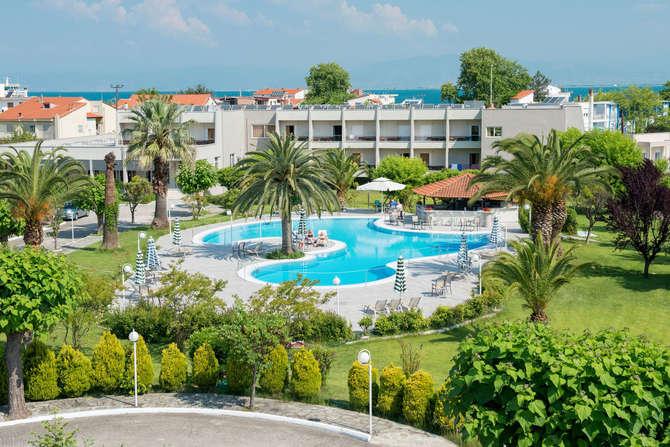 Aethria Hotel Thassos-stad