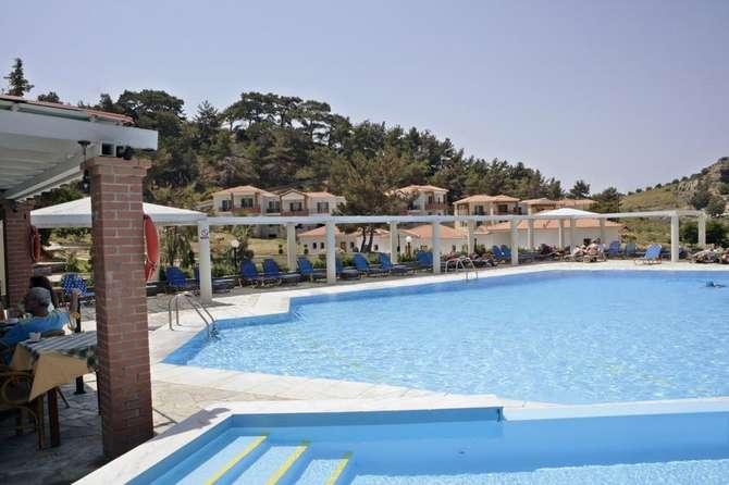 Appartementen Alma Beach Petra (Lesbos)