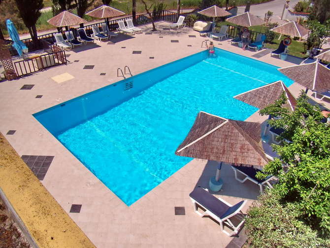 Hotel Aegeon Skala Kalloni