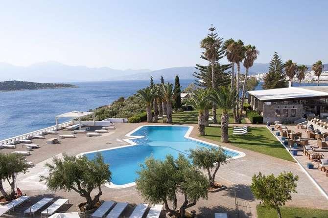 Sensimar Minos Palace Agios Nikolaos