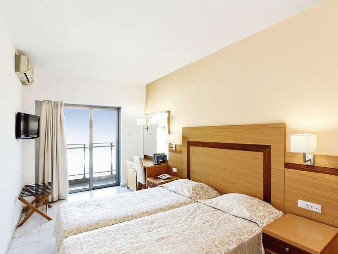 Hotel Africa Rhodos-Stad