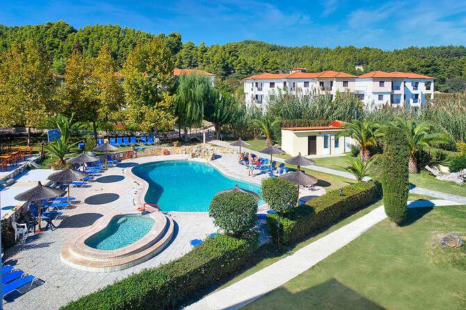 Chrousso Village Hotel Kassandra