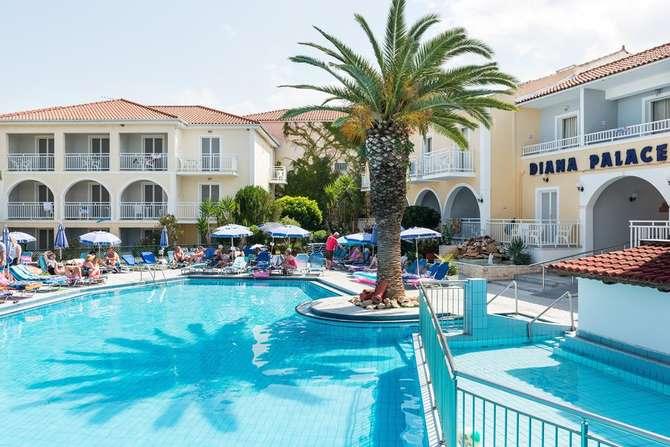 Diana Palace Hotel Argassi