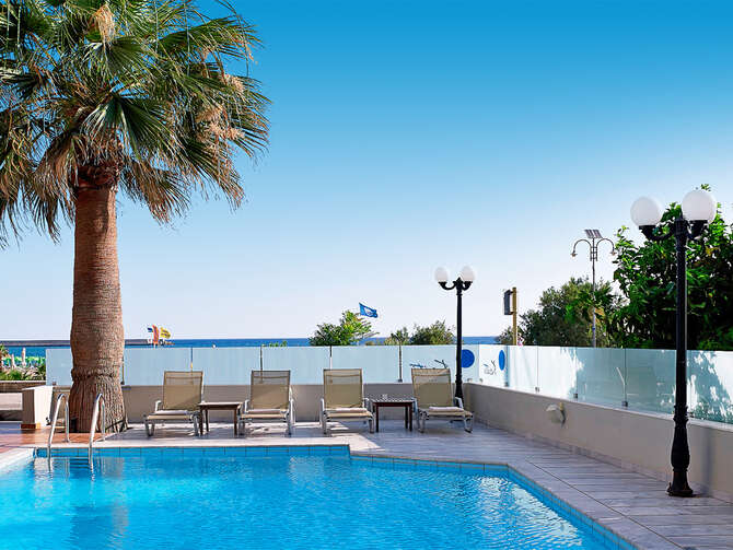 OK Kriti Beach Hotel Rethymnon
