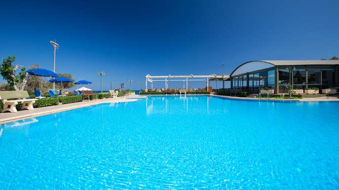 Marino's Beach Appartementen Rethymnon
