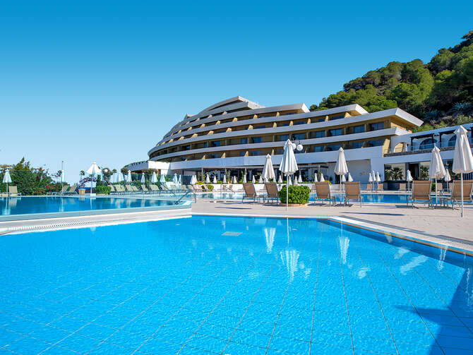 Olympic Palace Hotel Trianda (Ialyssos)