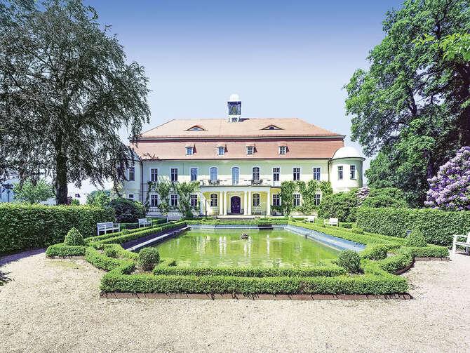 Hotel Schloss Schweinsburg Neukirchen