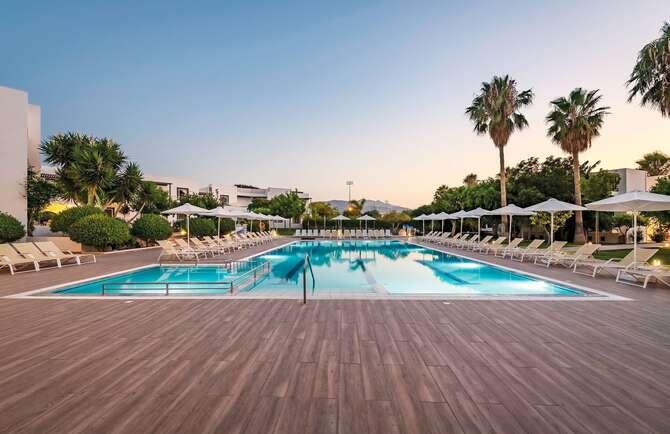 Alexandra Beach Hotel & Appartementen Kos-Stad