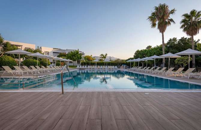 Alexandra Beach Hotel Kos-Stad