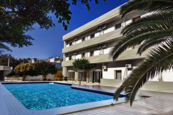 Hotel Porto Plazza Chersonissos