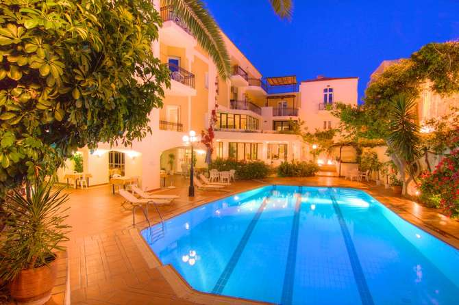 Hotel Fortezza Rethymnon