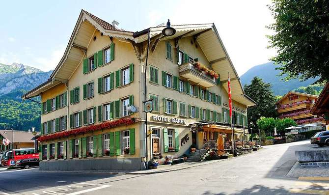 Hotel Baren Interlaken