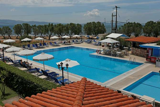 Hotel Kalloni Bay Skala Kalloni