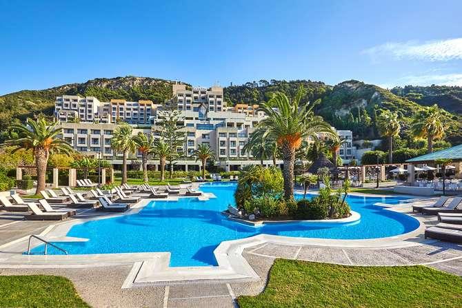 Sheraton Rhodes Resort Rhodos-Stad
