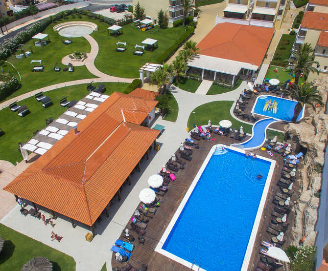 Galaxy Beach Resort Laganas