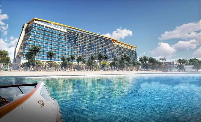 Centara Mirage Beach Resort Dubai Dubai
