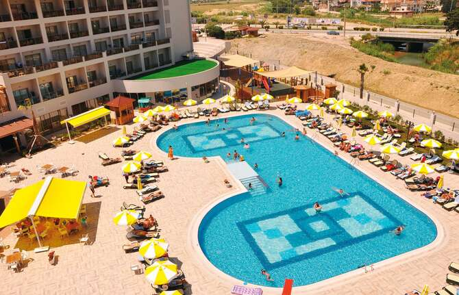 Seher Sun Palace Resort & Spa Side