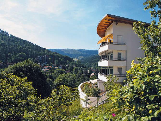 Schwarzwald Panorama Hotel Bad Herrenalb