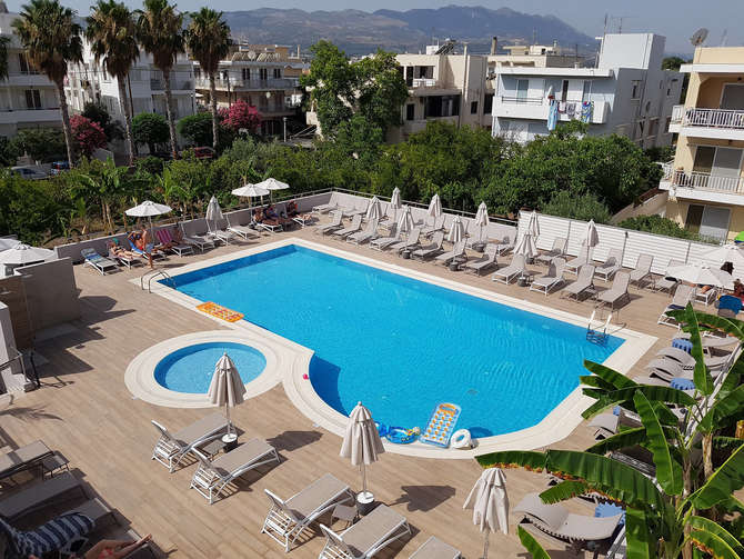 Imperial Hotel Kos-Stad