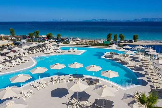 Belair Beach Hotel Rhodos-Stad