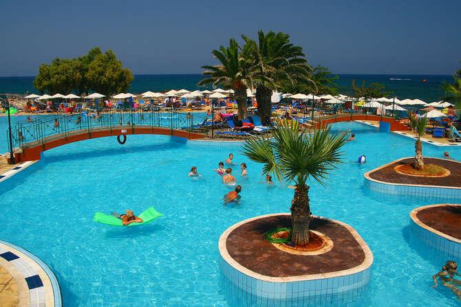 Eri Beach & Village Hotel Chersonissos