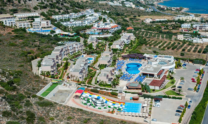 Grand Hotel Holiday Resort Chersonissos