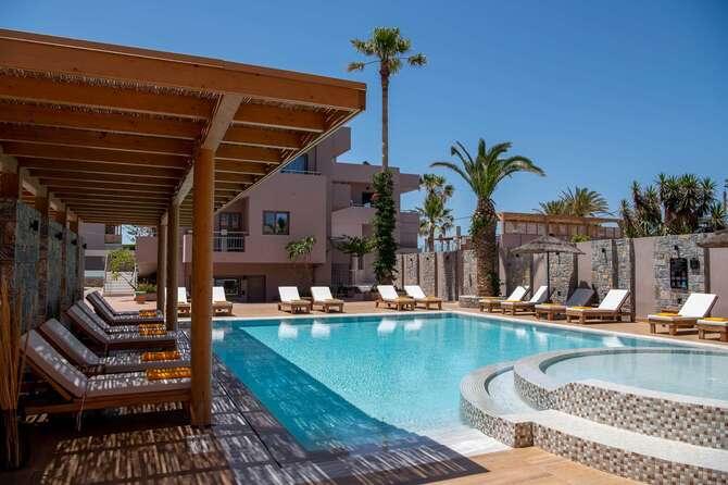 High Beach Hotel Malia