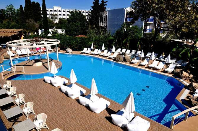 Palm Beach Hotel Kos-Stad