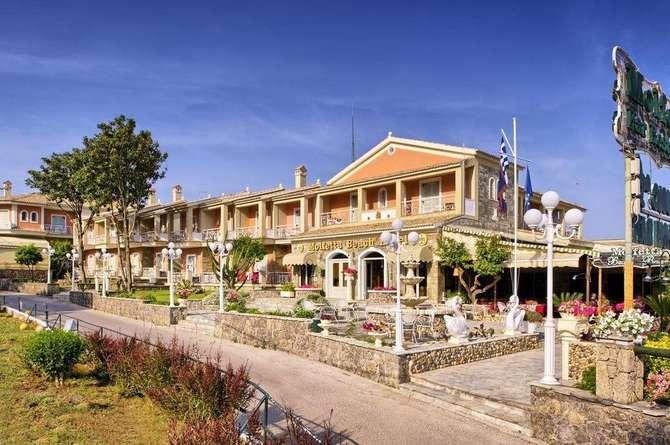 Molfetta Beach Hotel Gouvia