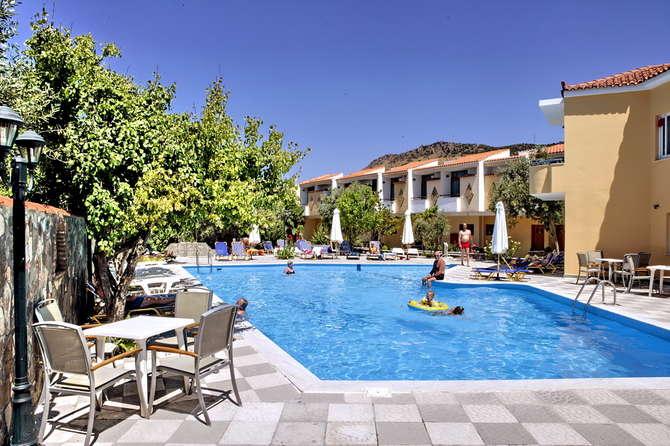 Hotel Sunset Petra (Lesbos)