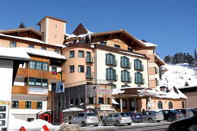 Alpenhotel Tauernkönig Obertauern