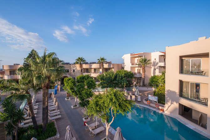 Cactus Beach Hotel Stalís (Stalída)